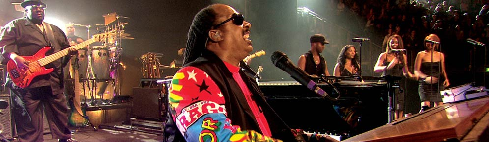 Stevie Wonder Live At Last