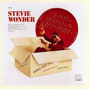 Stevie Wonder - Signed, Sealed , Delivered