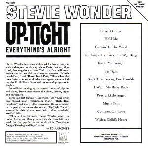 Uptight (Everything's Alright) (Back)